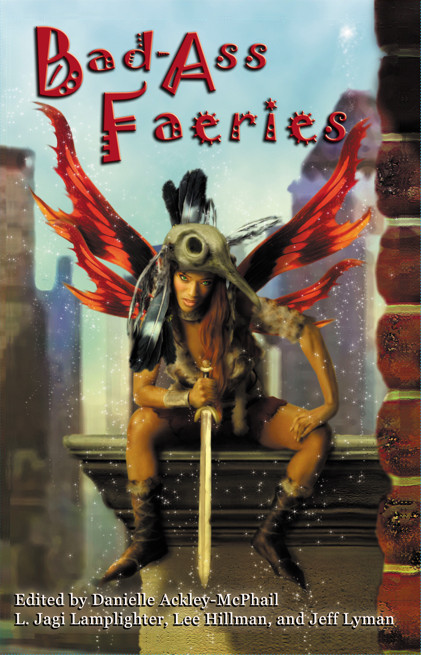 Bad-Ass Faeries - Re-Release